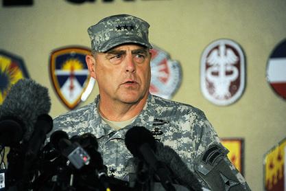 Командант Копнених снага САД генерал Марк Мили