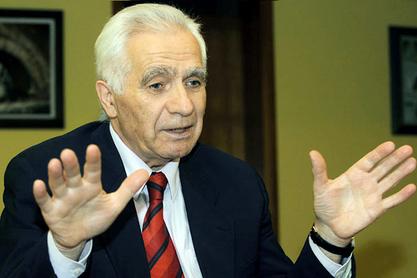 Бивши председник Народне скупштине Републике Српске Момчило Крајишник