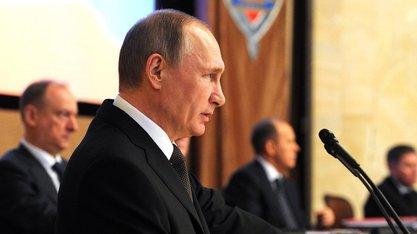 Руски председник Владимир Путин (Фото: президент.рф)