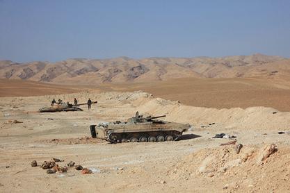 Борци сиријске армије и Хезболаха ушли у Палмиру, отвара им се пут према Деир ез-Зору