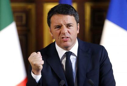 Италијански премијер Матео Ренци