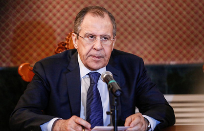 Срегеј Лавров
