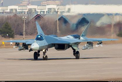 Руски ловци пете генерације почели да лете са ракетама