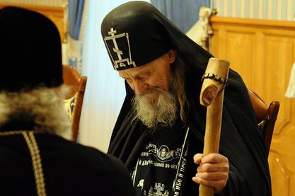 """Монах из Одесе пред смрт прорекао Украјини """"руског цара"""""""