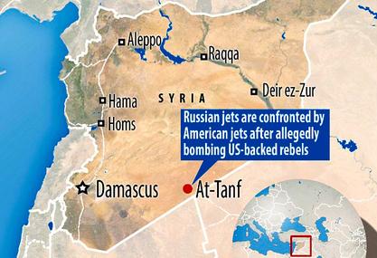 Москва објаснила Америма да су сами криви што је у Сирији бомбардована њихова тајна база