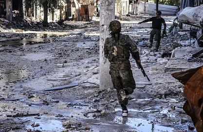 Сиријска армија преузела пуну контролу над Бани-Зејдом, највећом тврђавом џихадиста у Алепу