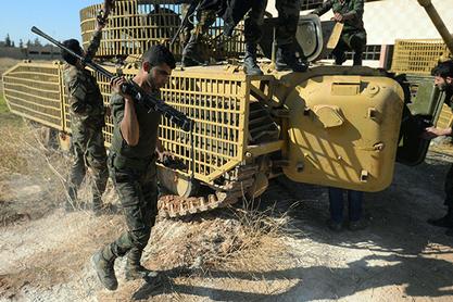 Сиријска армија коначно потпуно опколила одреде Ал Каиде у источном Алепу