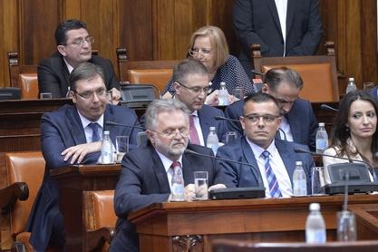 Мандатар Александар Вучић о ћирилици, 10. августа 2016.