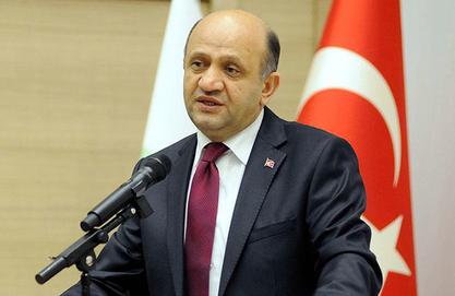 Министар одбране Турске Фикри Ишик