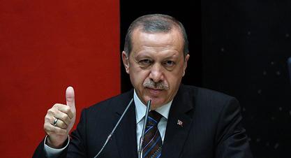 Турски председник Реџеп Тајип Ердоган