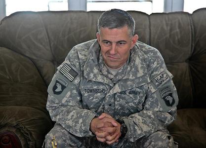 Генерал Стивен Таусенд