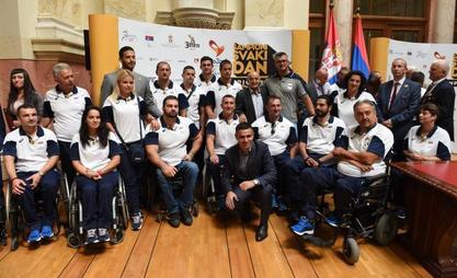 Ко су српски параолимпијци?