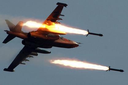 """Операција """"Освета"""": Руска авијација туче позиције терориста који су оборили Ми-8"""