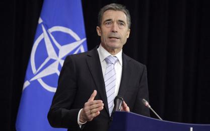 Бивши генерални секретар НАТО Андерс Фог Расмусен