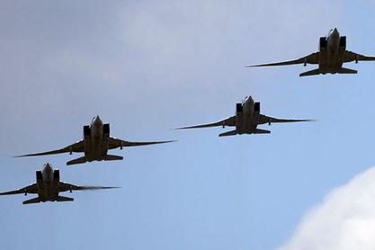 Руска авијација спречила офанзиву Исламске државе на Палмиру