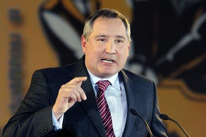 Потпредседник владе Русије - Дмитриј Рогозин