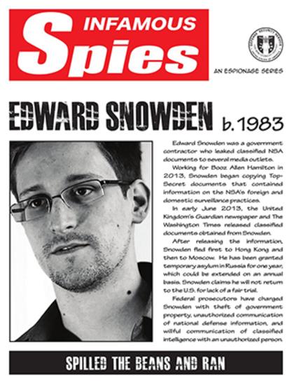"""""""Озлоглашени шпијуни"""""""