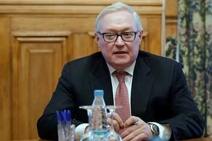 Заменик министра иностраних послова Руске Федерације Сергеј Рјабков