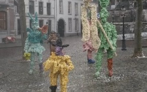 Карневалске скулптуре