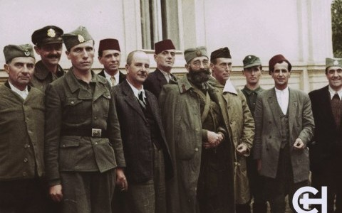 Муслимани - четници!